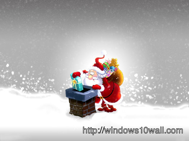 christmas-wallpaper-santa-Wallpaper