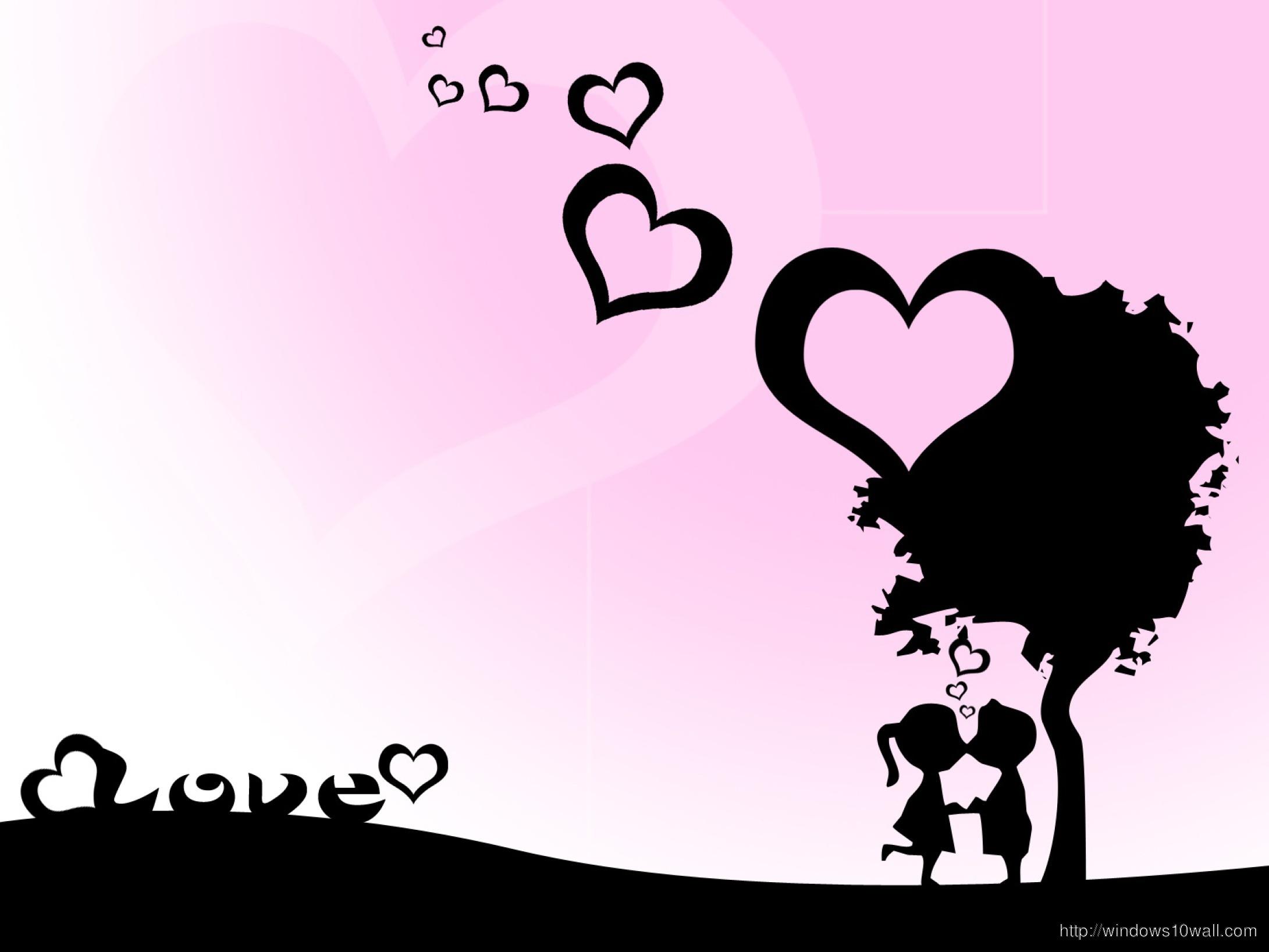cute-animiated-love-couple-night-view