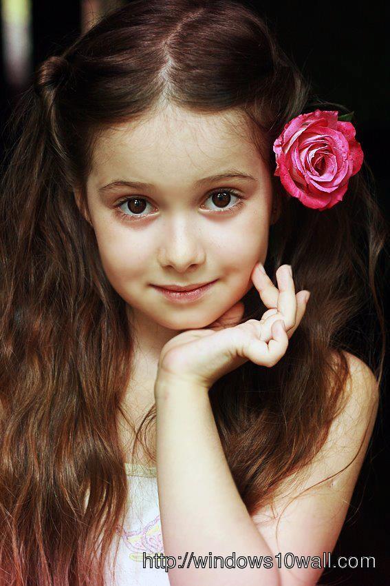 Cute Girl Child Pic