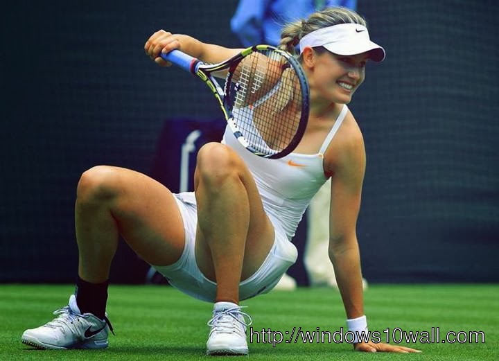 eugenie bouchard hot n sizzling Pic