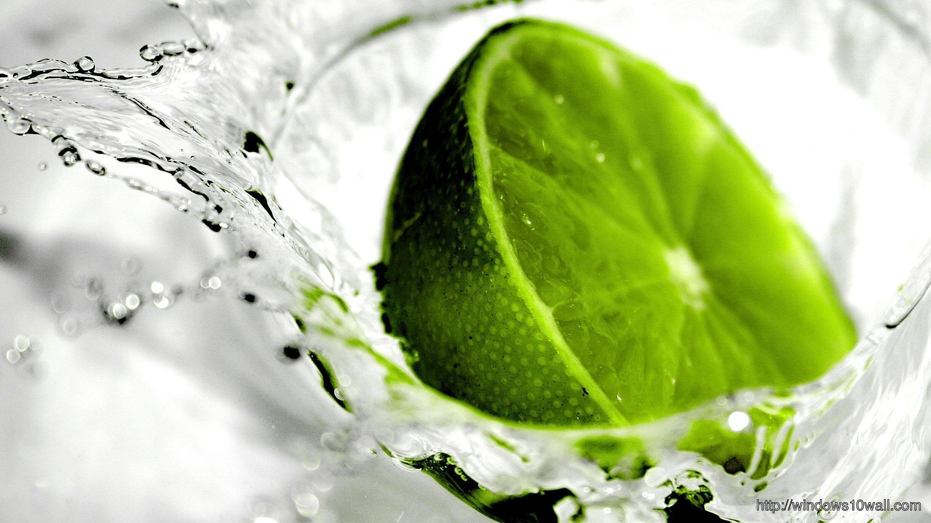 fresh-green-splash-wallpaper