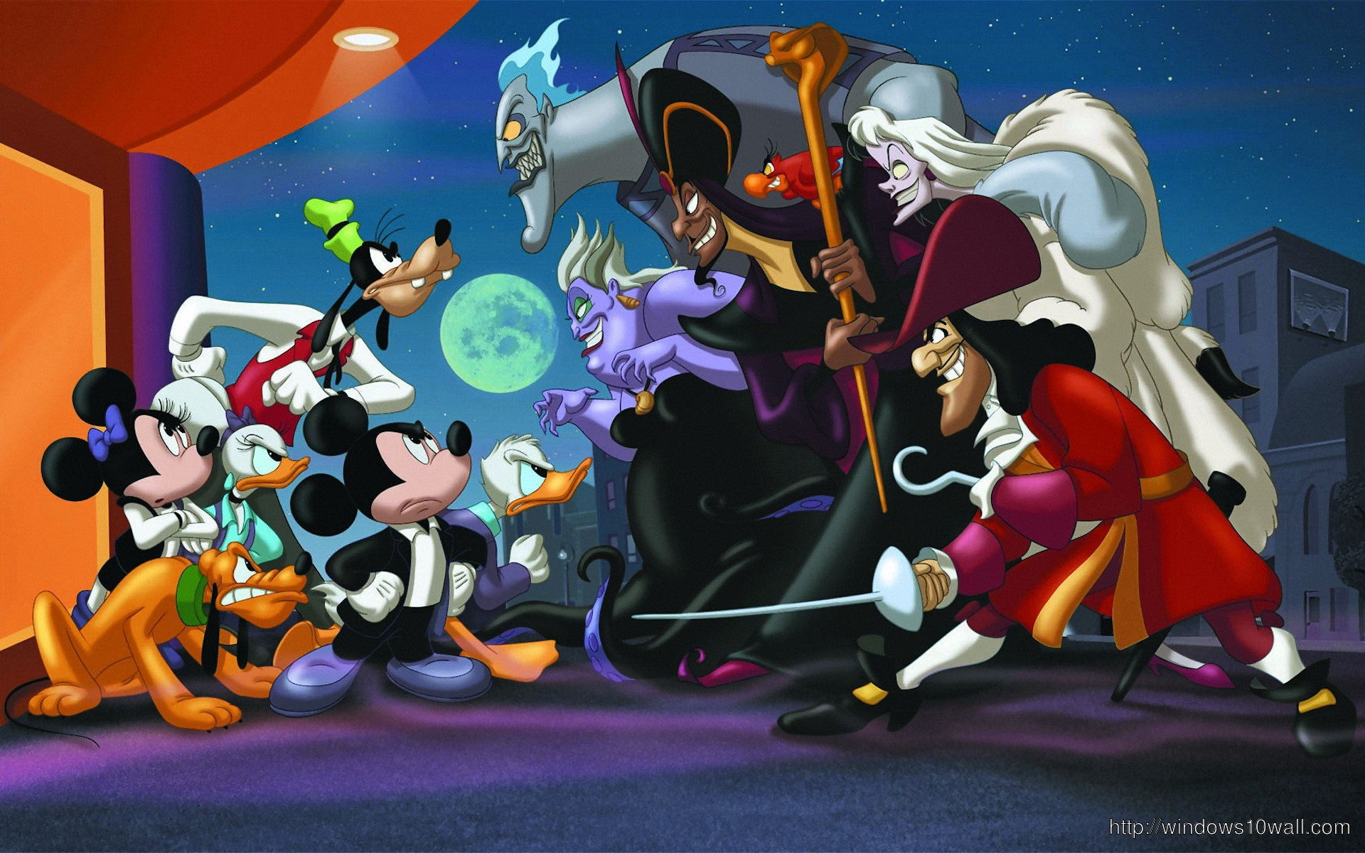 good-vs-evil-disney-background-wallpaper