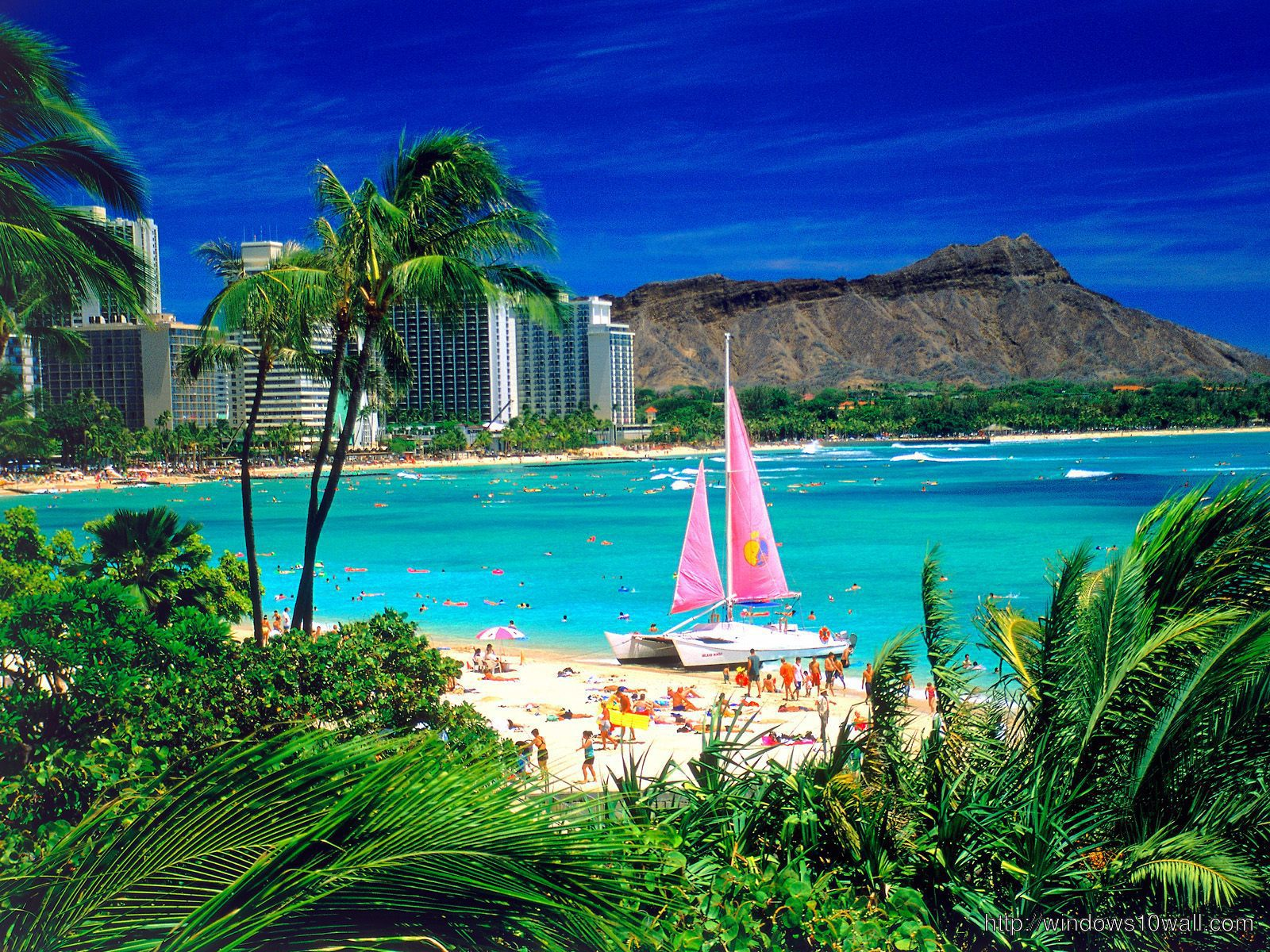 hawaii-beach-travel-wallpaper