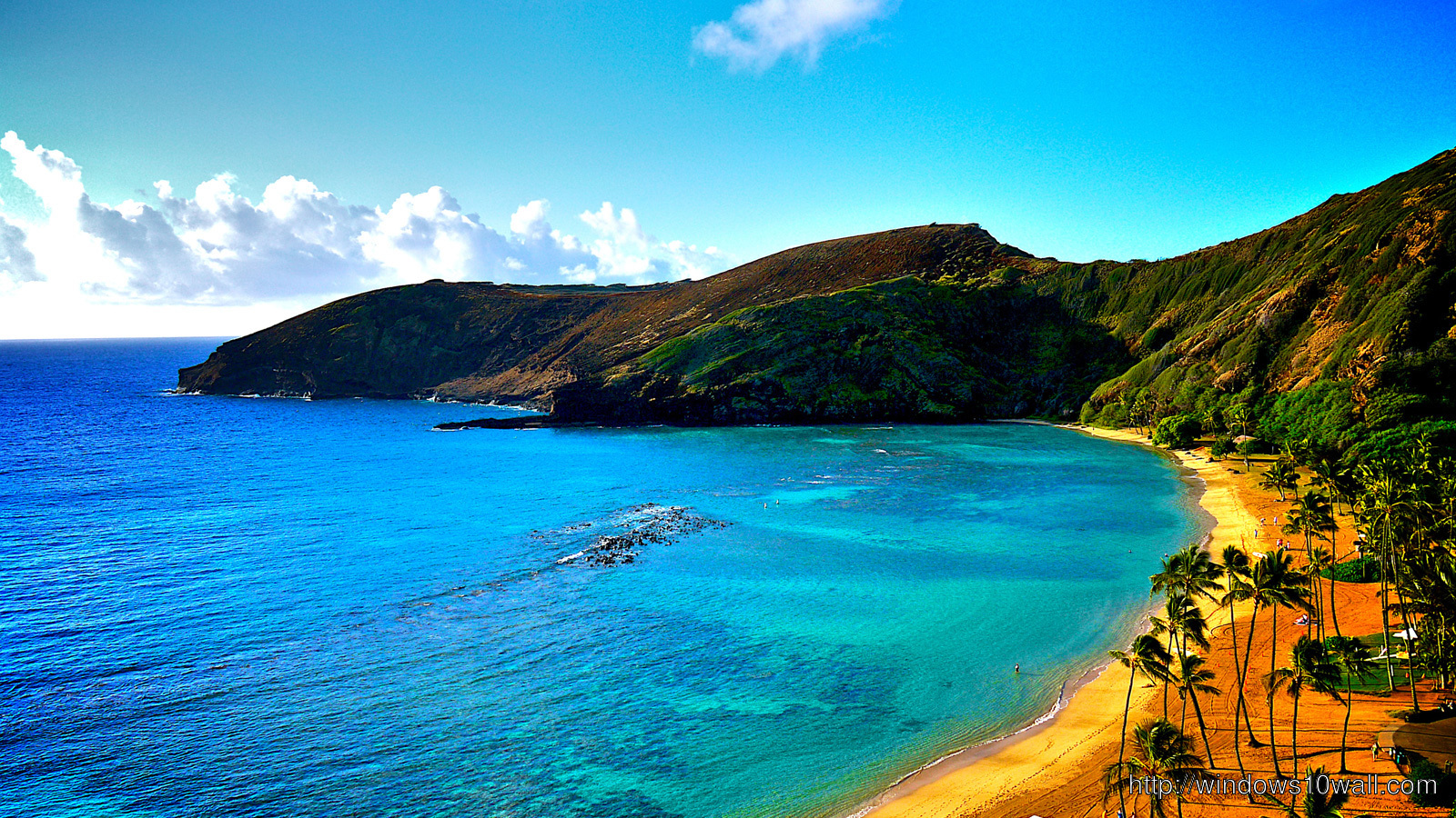 hawaii widescreen hd travel wallpaper windows 10 wallpapers