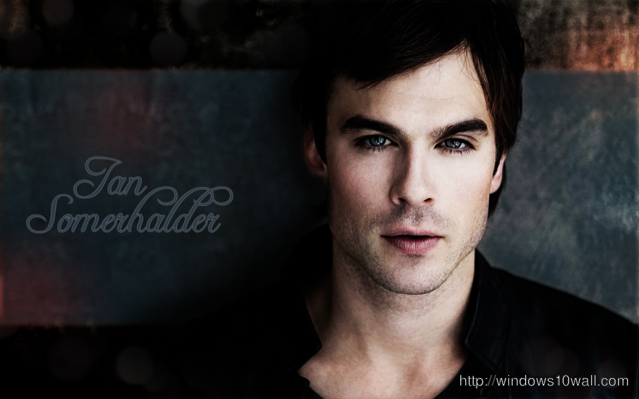 Ian Somerhalder Actor Wallpaper