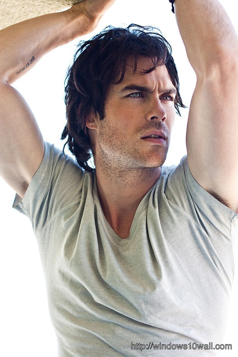 Ian Somerhalder mobile iphone wallpaper