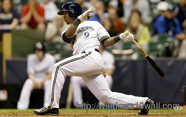 Jean Segura Baseball Player Wallpaper