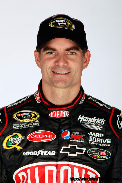 Jeff Gordon Mobile iPhone Wallpaper