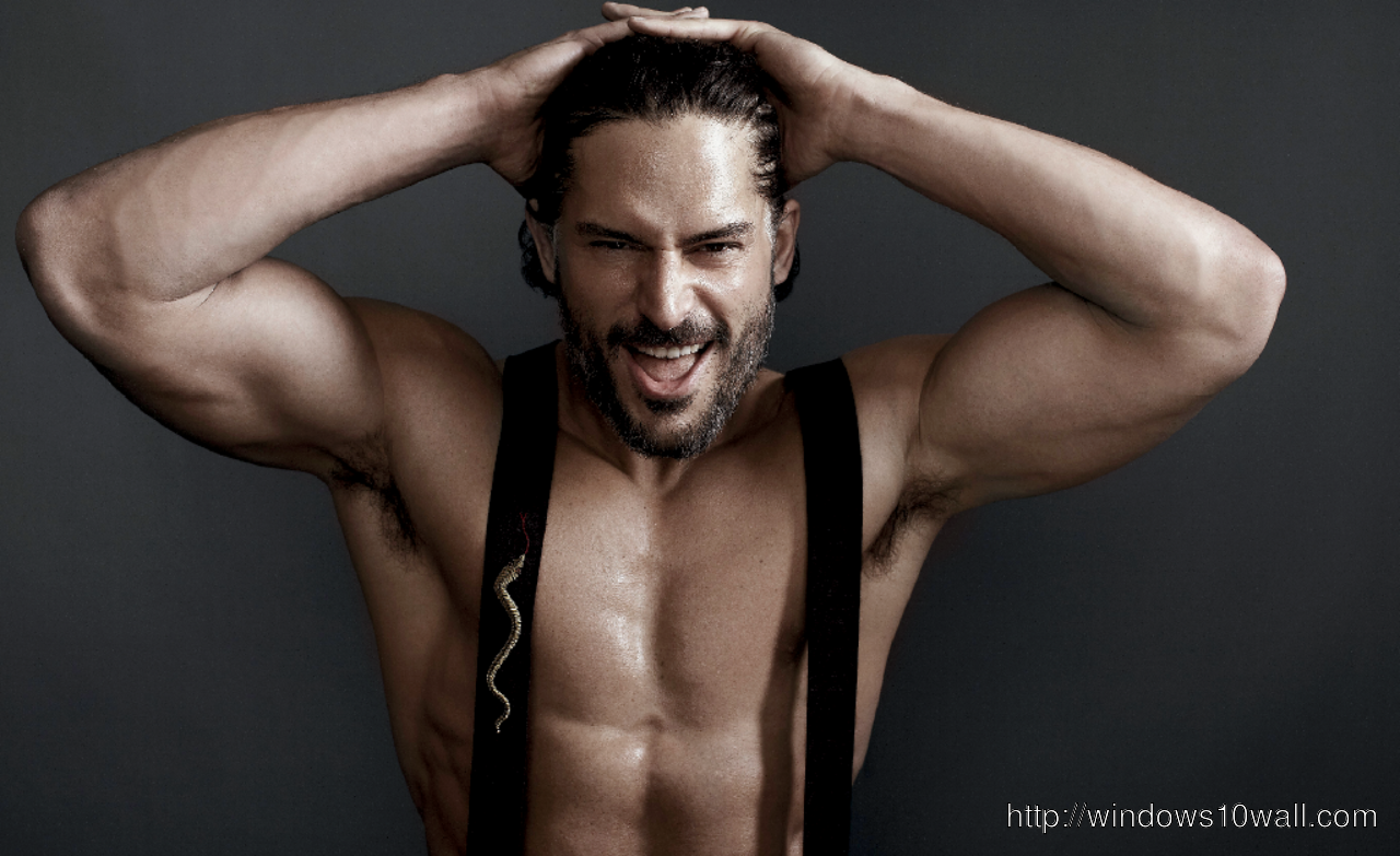 Joe Manganiello Wallpaper