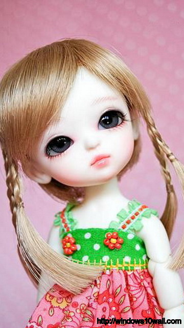 Latest Cute Doll Picture For Girls