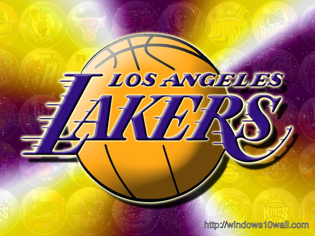 Los Angeles Lakers Background Wallpaper Windows 10 Wallpapers