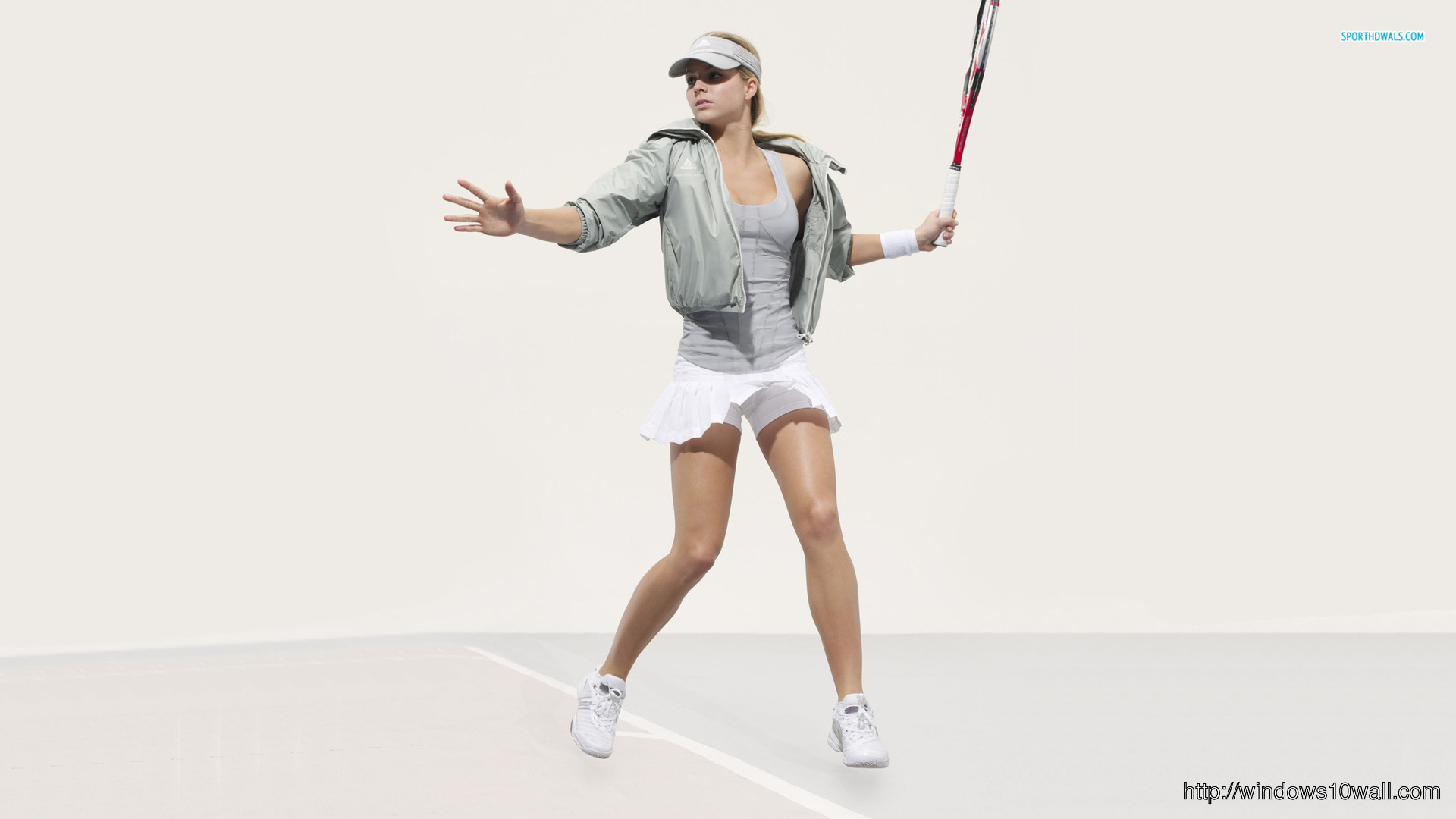 Maria Kirilenko Tennis Star 1920x1080 Wallpaper