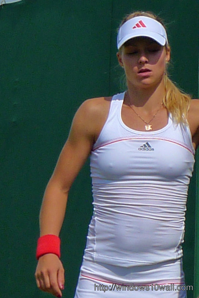 maria kirilenko wimbledon Mobile IPhone Wallpaper