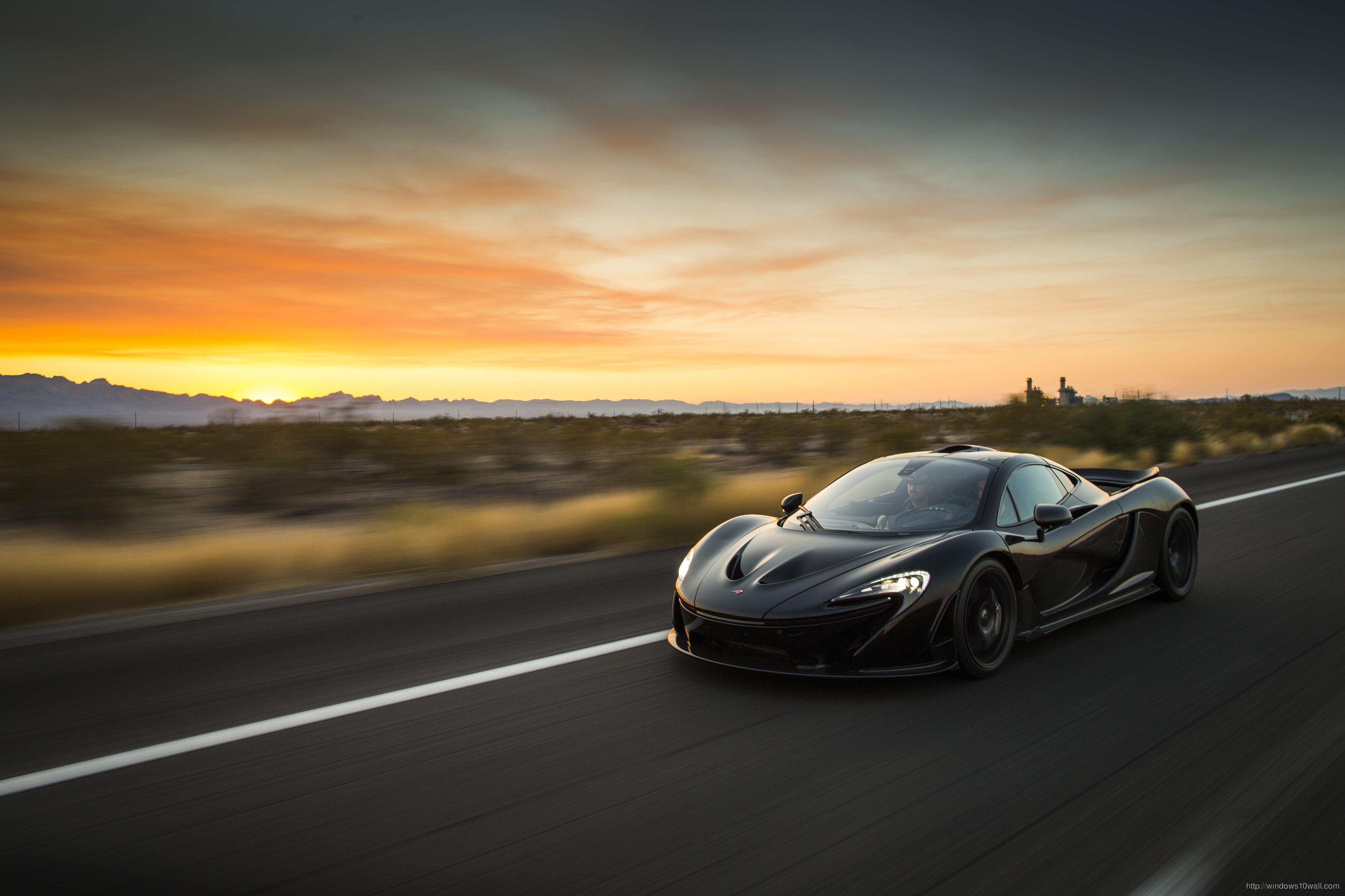 McLaren P1 без смс