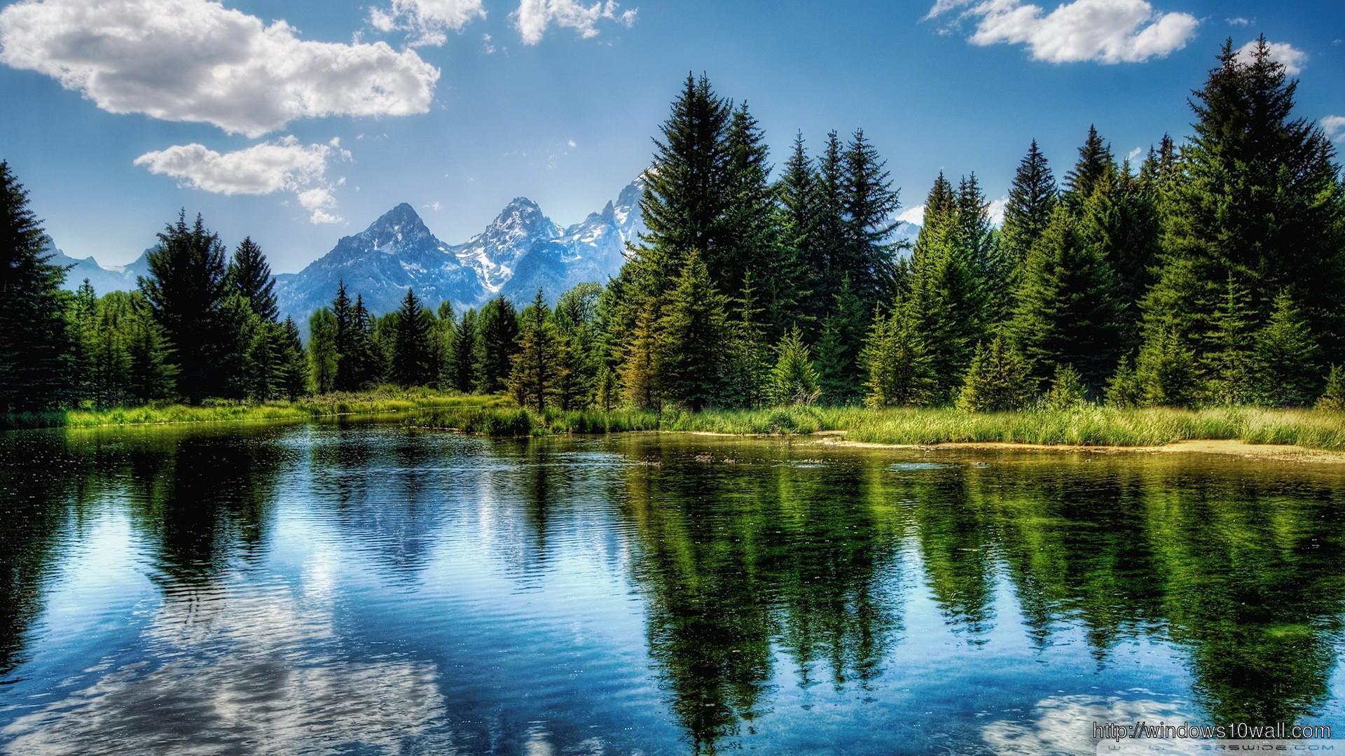 Fantastic Wallpaper Mountain Windows 10 - mountains-nature-river-wallpaper  Snapshot_597691.jpg
