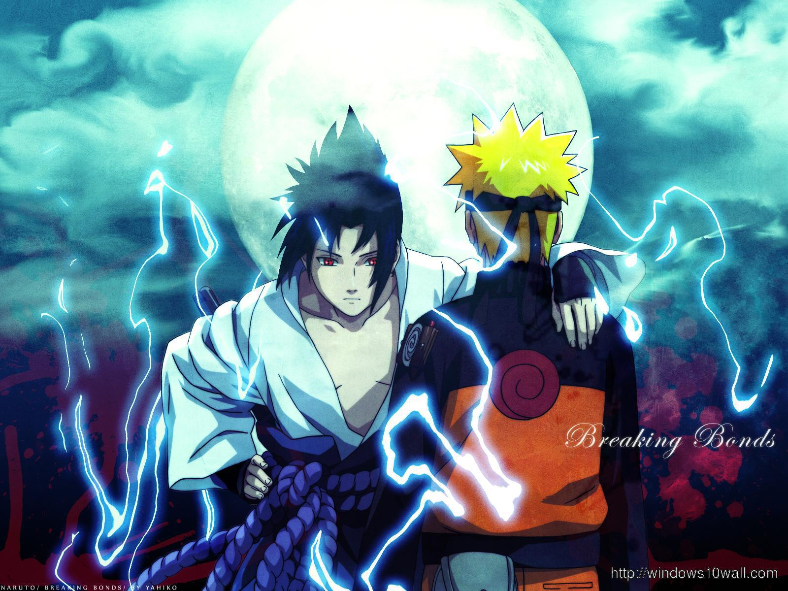 Naruto Shippuden Wallpaper Android Windows 10 Wallpapers