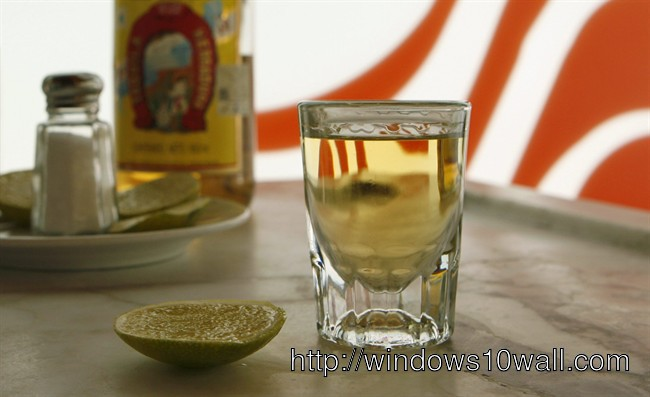 National Tequila Day Cocktail Wallpaper