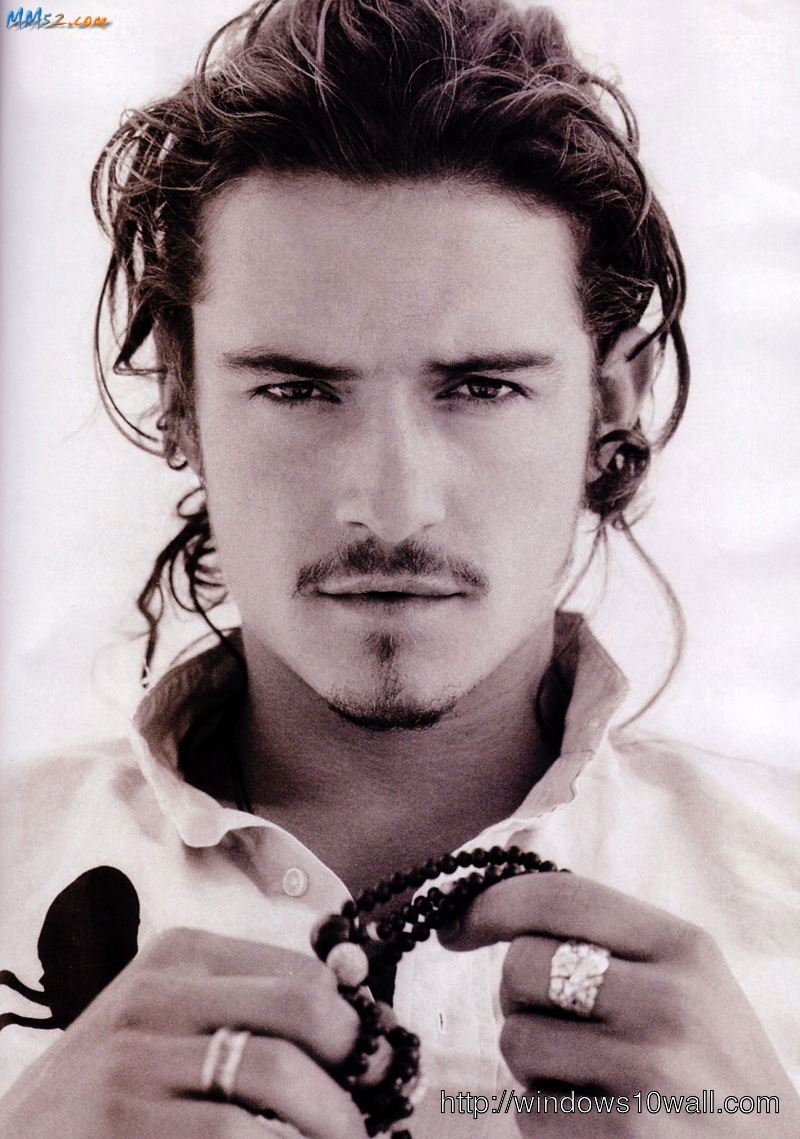 Orlando Bloom Mobile Pic