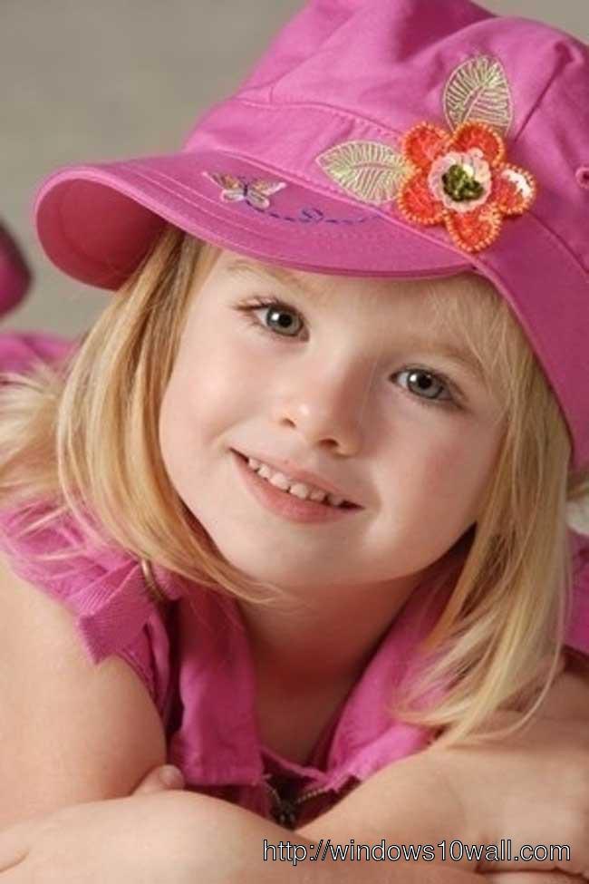 Pic of Cute Baby Girl