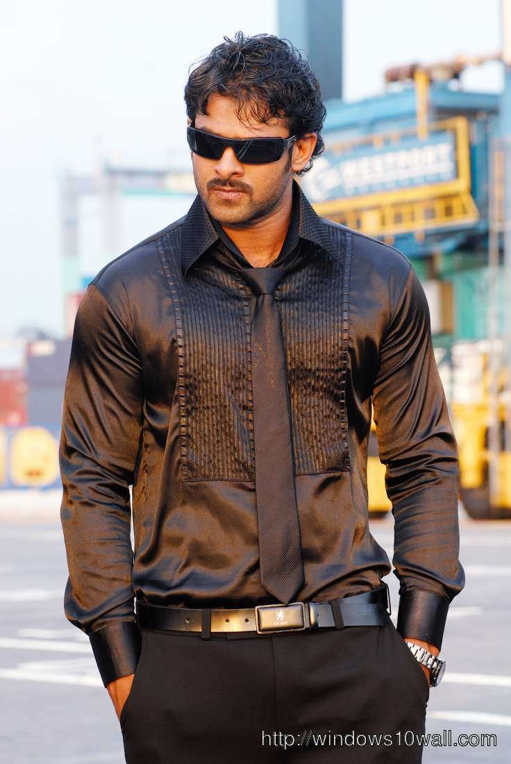 Prabhas South Indian Actor Wallpaper