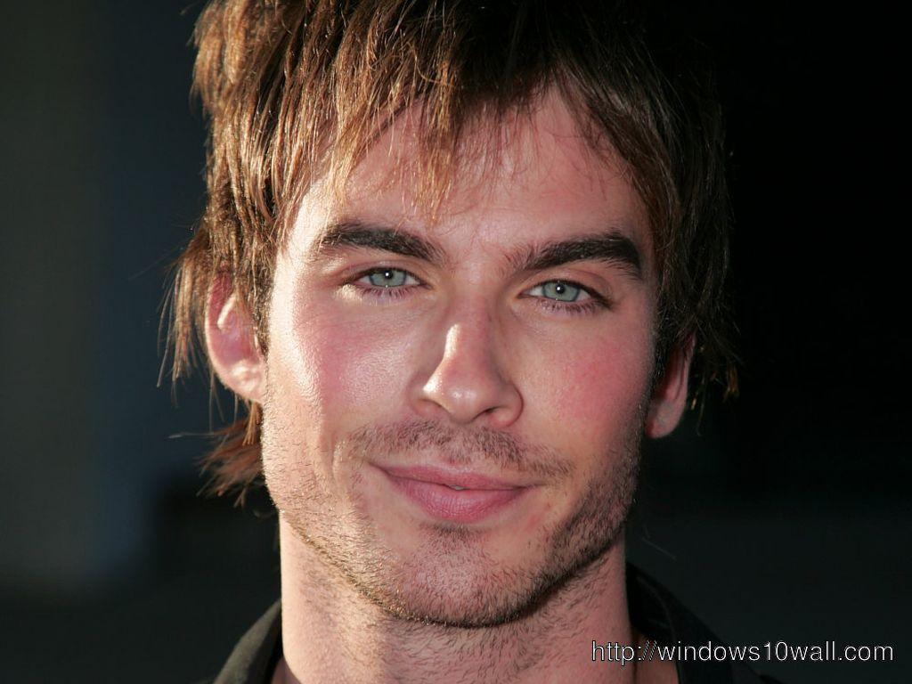 Smart Ian Somerhalder Wallpaper