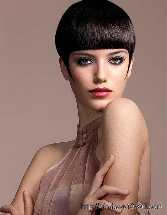 Unique Short Hairstyle Ideas 2014 For Women