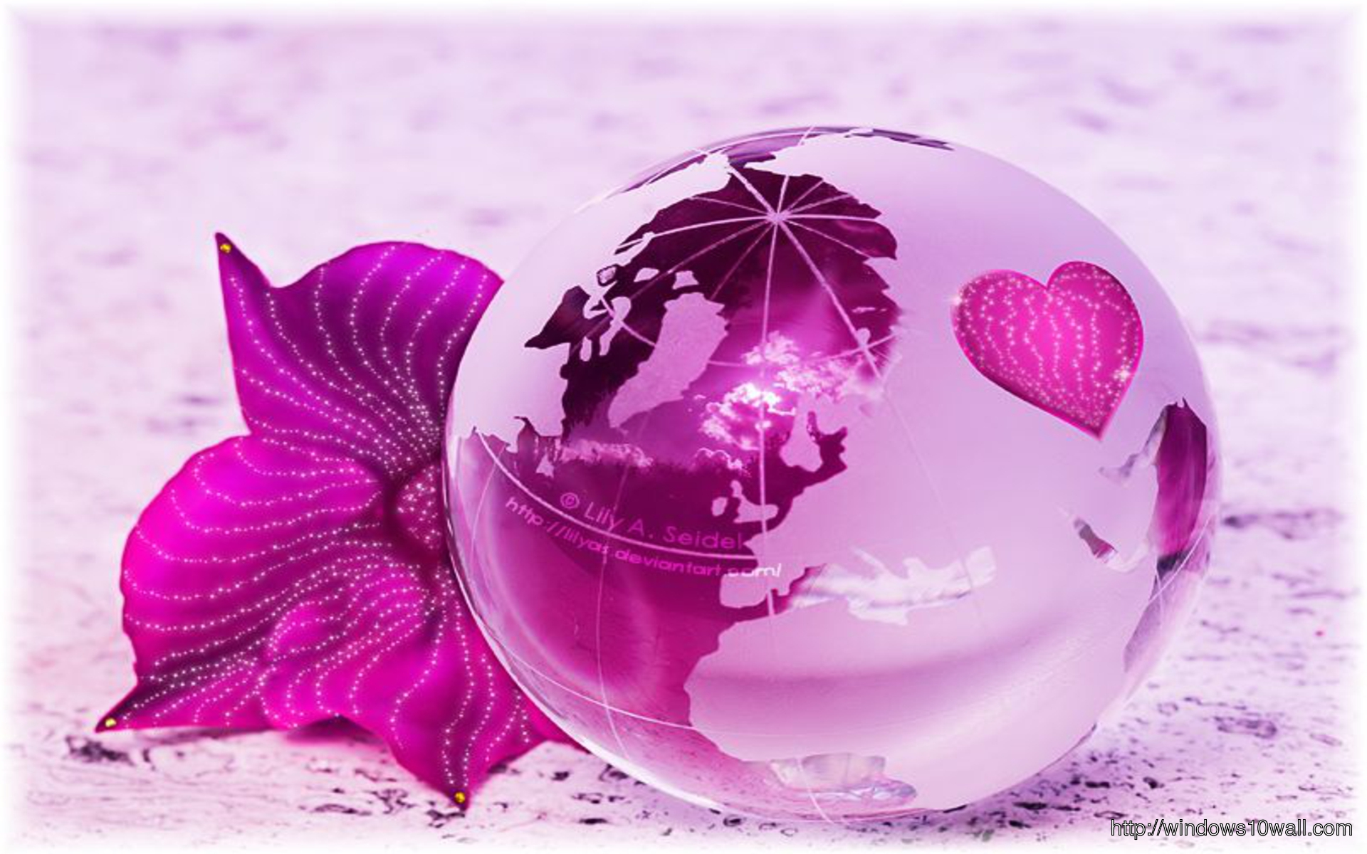 world-pink-love-wallpaper