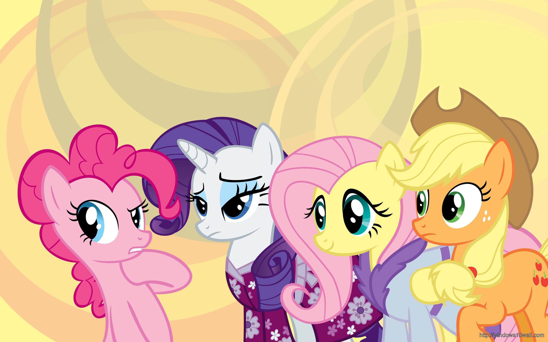 My-Little-Pony-Friends