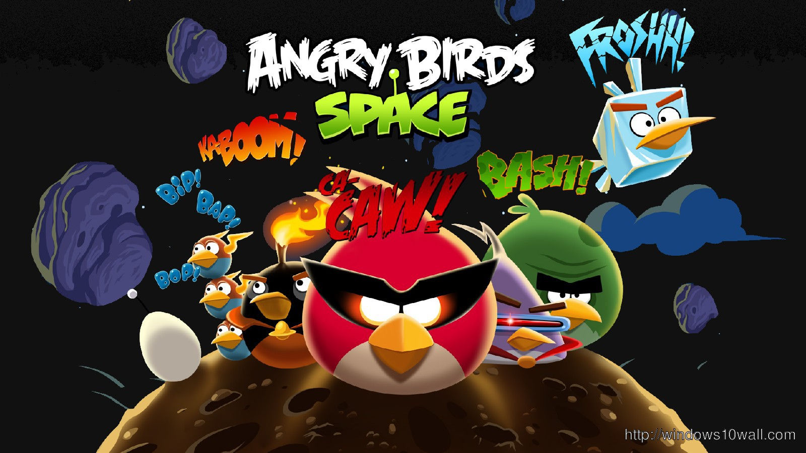 Angry Birds Wallpaper Cute