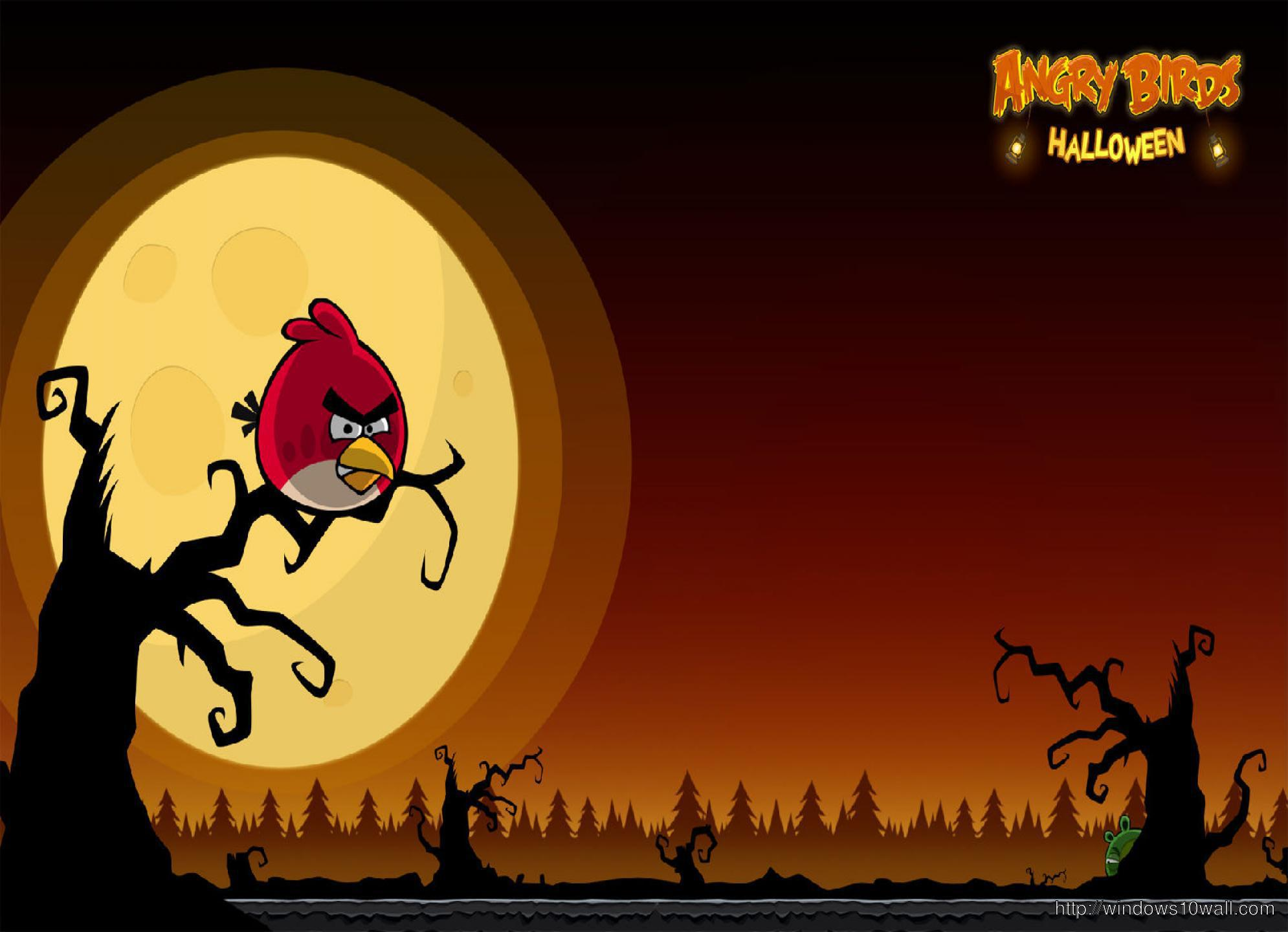 Angry Birds Wallpaper Free Download