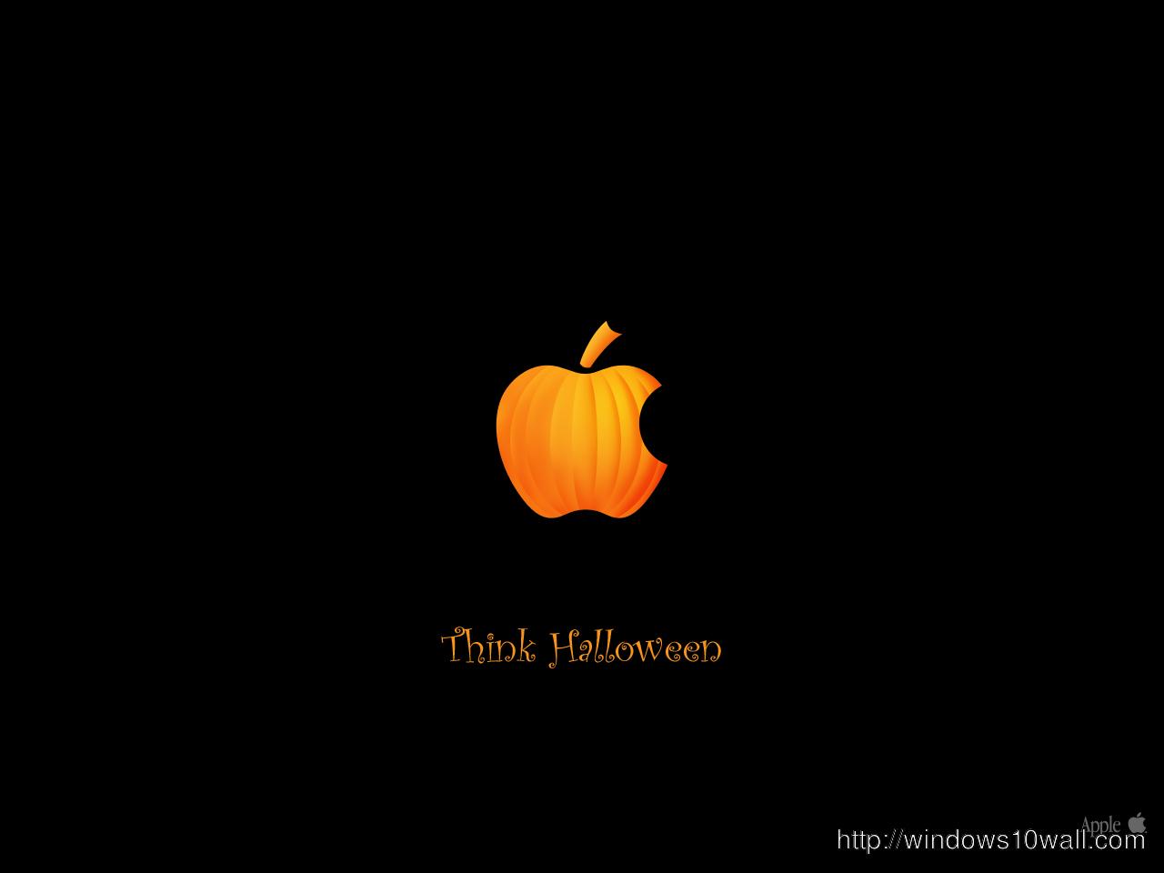 Good Wallpaper Halloween Windows 10 - apple-think-halloween-wallpaper  Pictures_457521.jpg