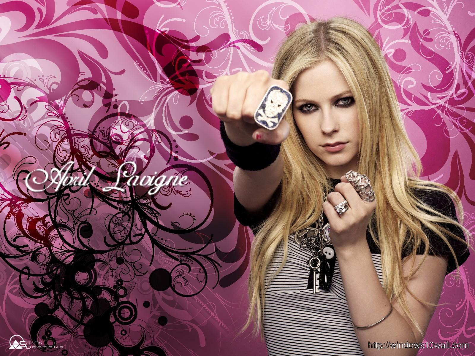 Avril Lavigne Best Wallpaper