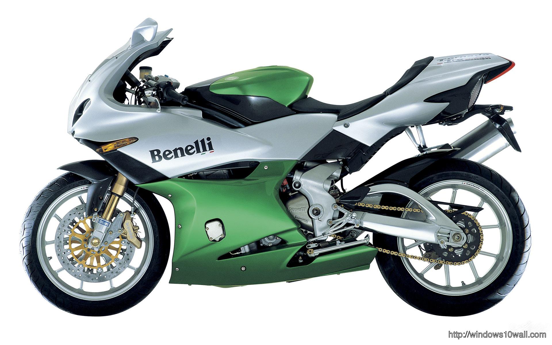 Benelli Tornado Tre Le Bike