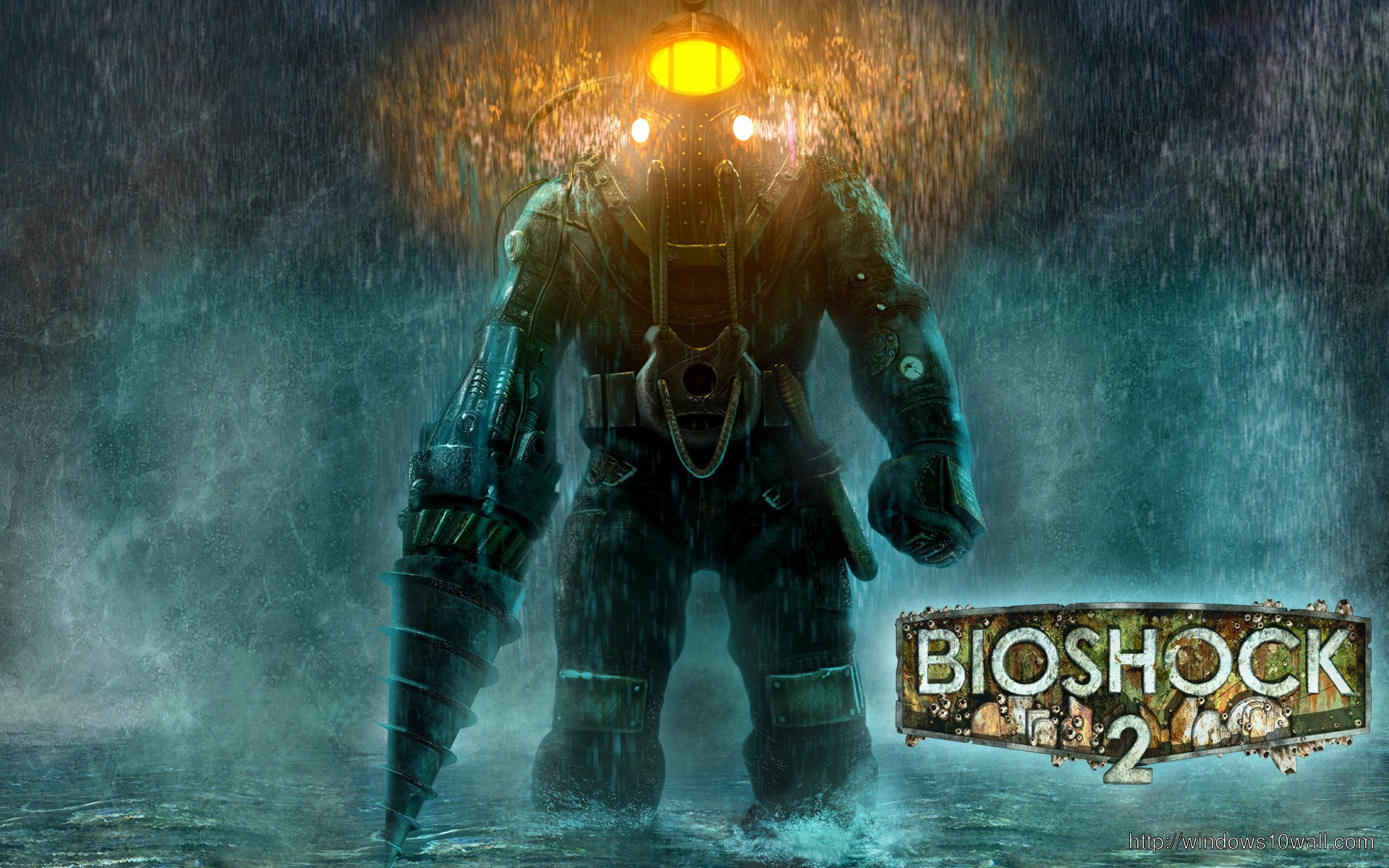 Bioshock Wallpaper Computer
