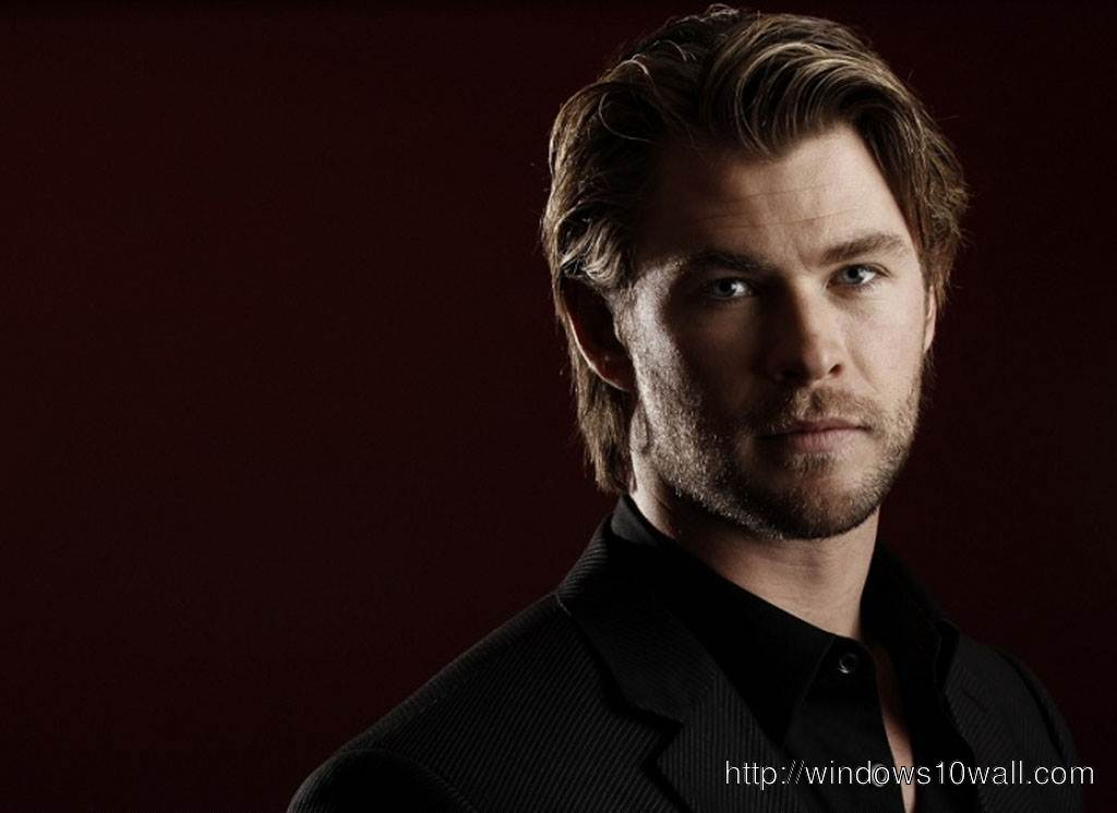 Chris Hemsworth Hd Background Wallpaper