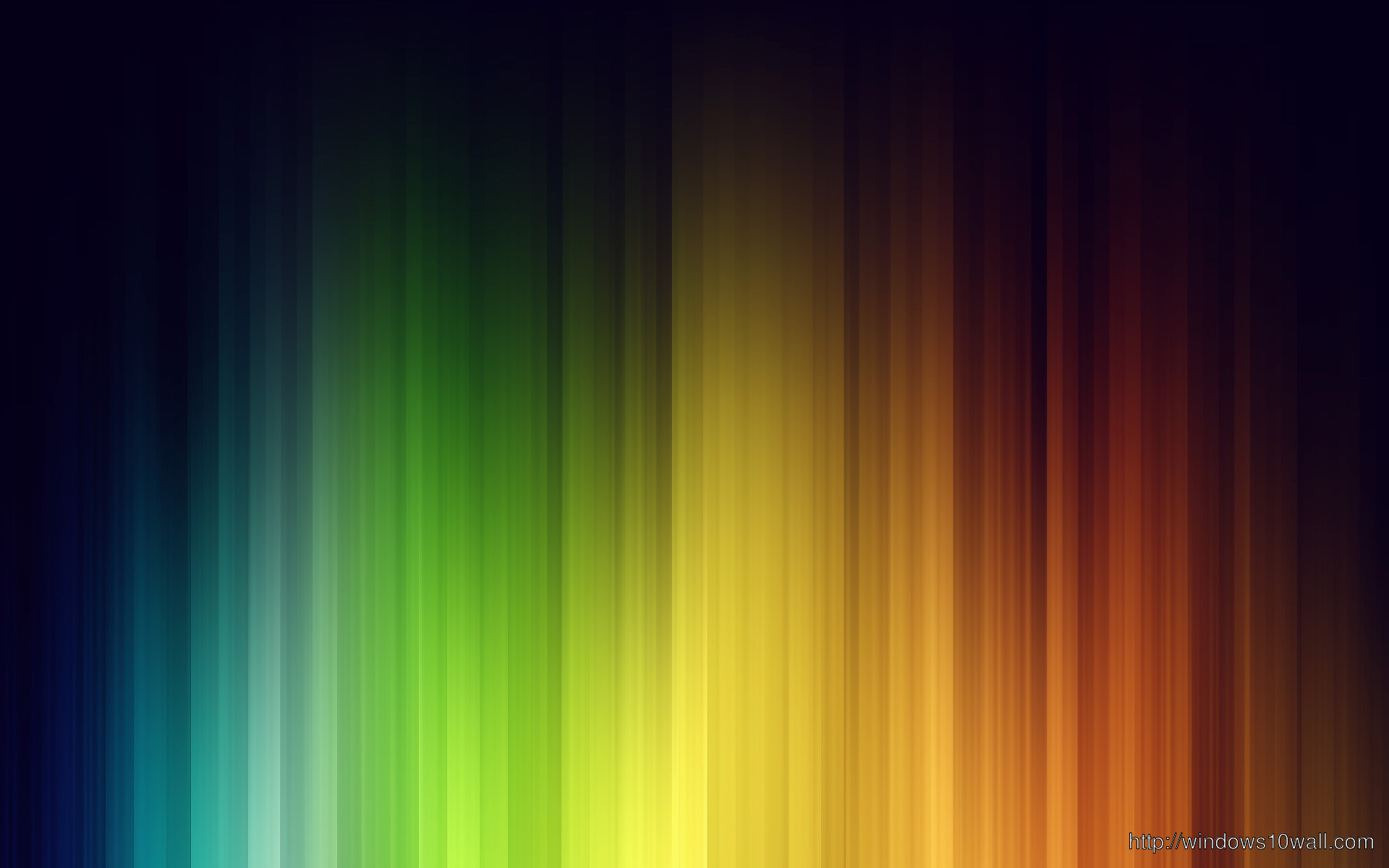 Digital Aurora Background Wallpaper Windows 10 Wallpapers