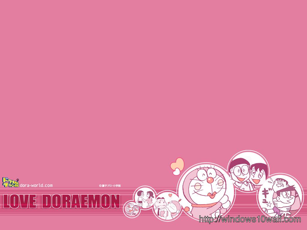 Doraemon Wallpaper For Desktop