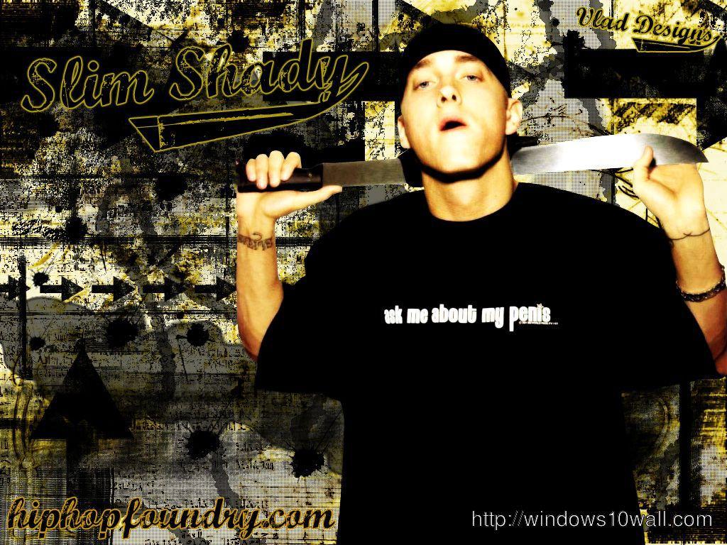 Eminem Wallpaper For Pc
