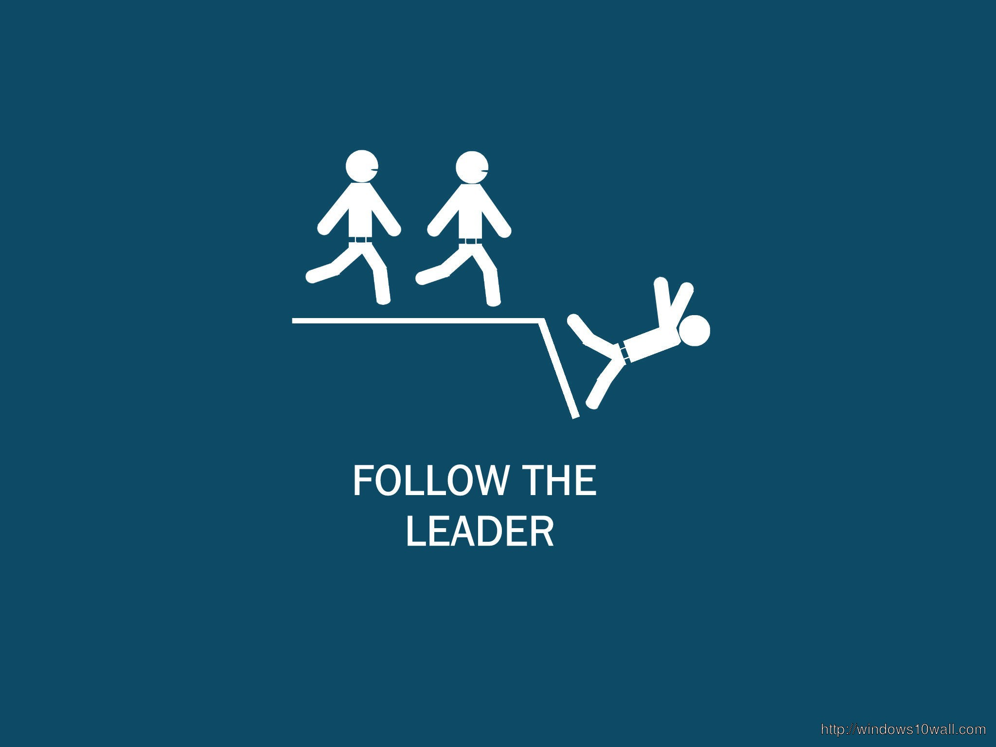 Funny Follow The Leader