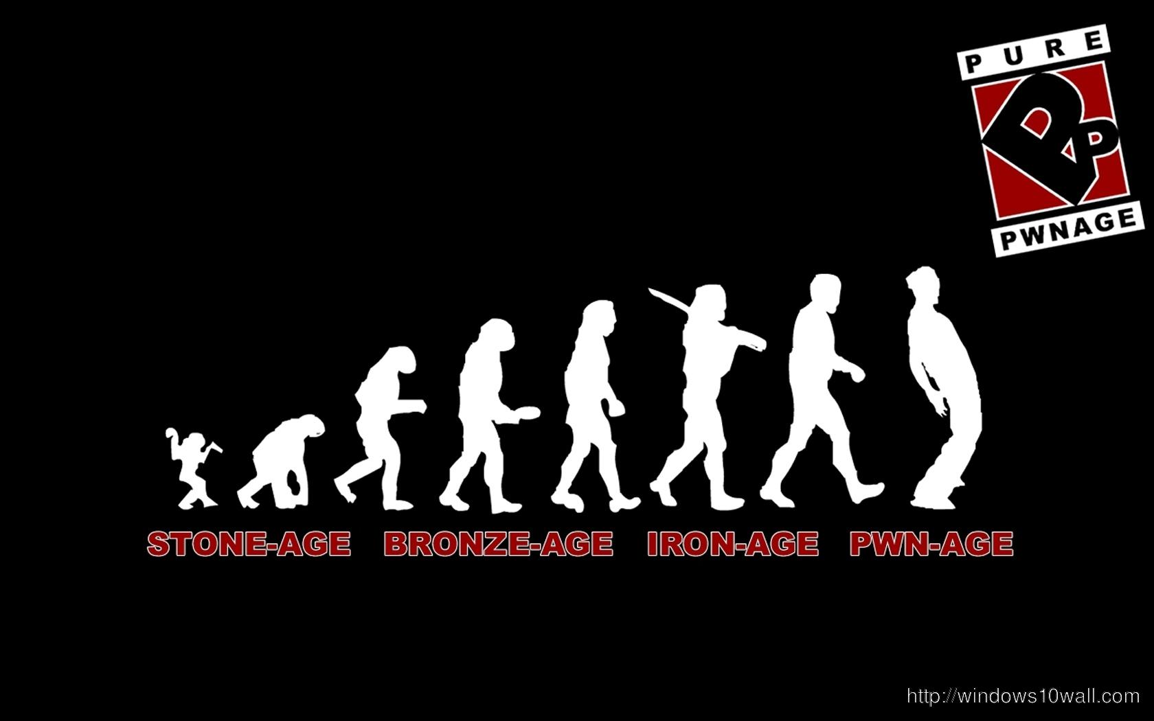 Funny Human Cycle