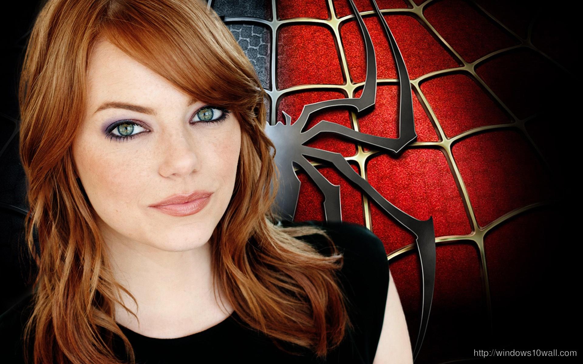 Gwen Stacy The Amazing Spiderman Girlfriend Background