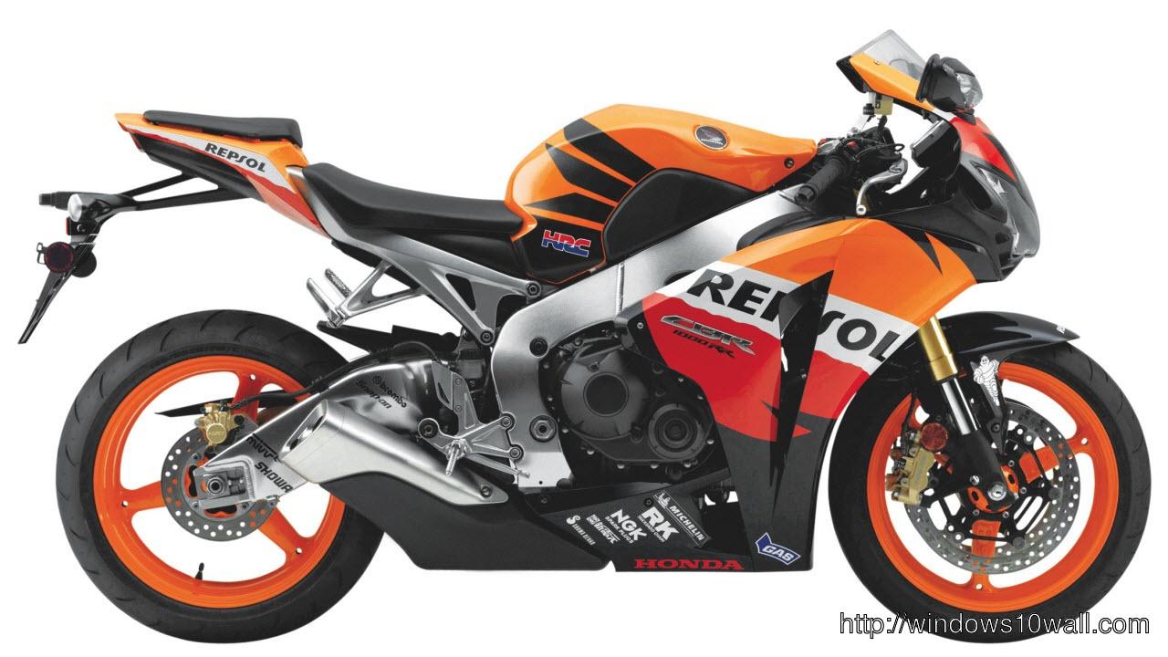 Honda Repsol Cbr1000 Rr Bike