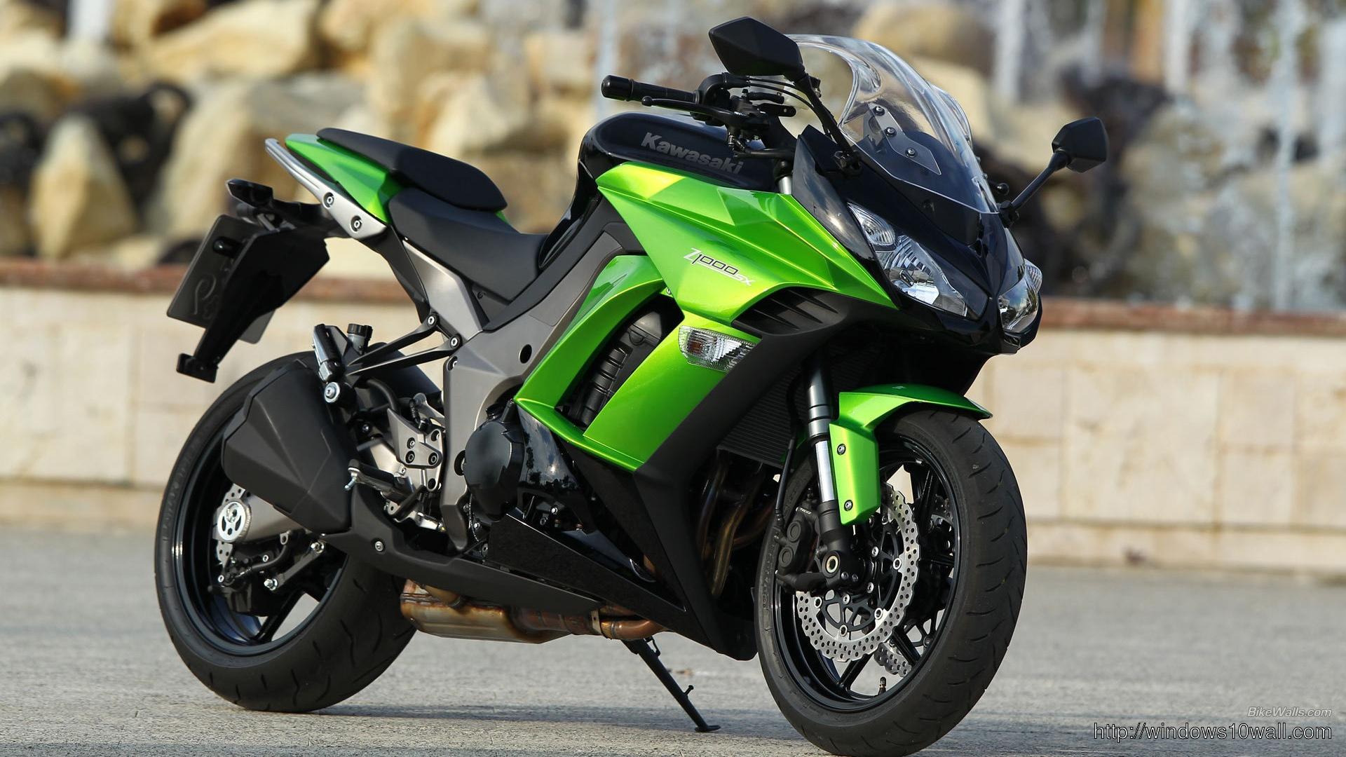 Kawasaki Z1000sx Bike