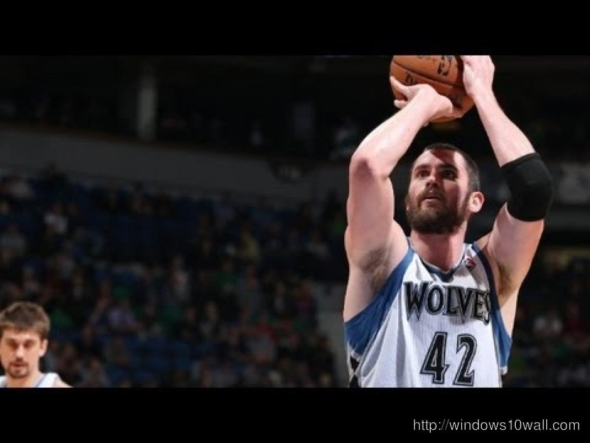 Kevin Love in Game Wallpaper