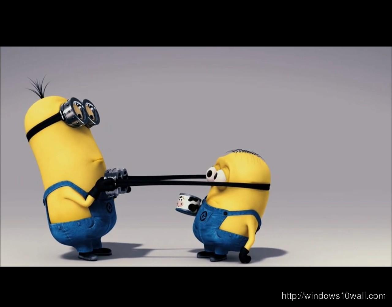 Minion Wallpaper For Pc