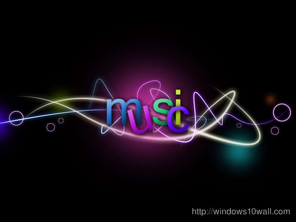 music-glow-wallpaper