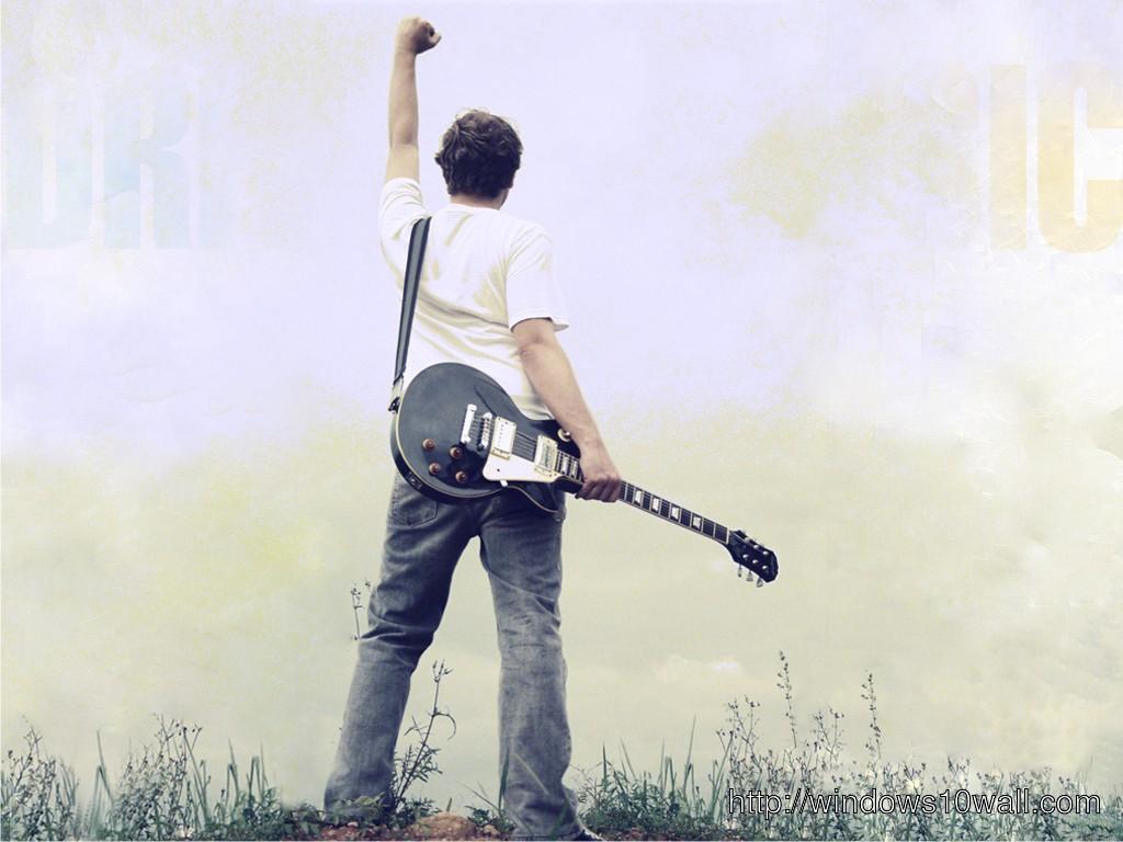 Music Nature Wallpaper