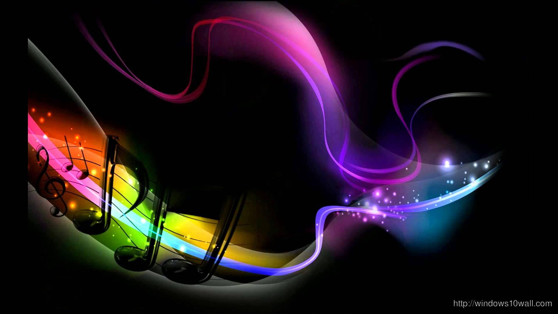 Music designs background