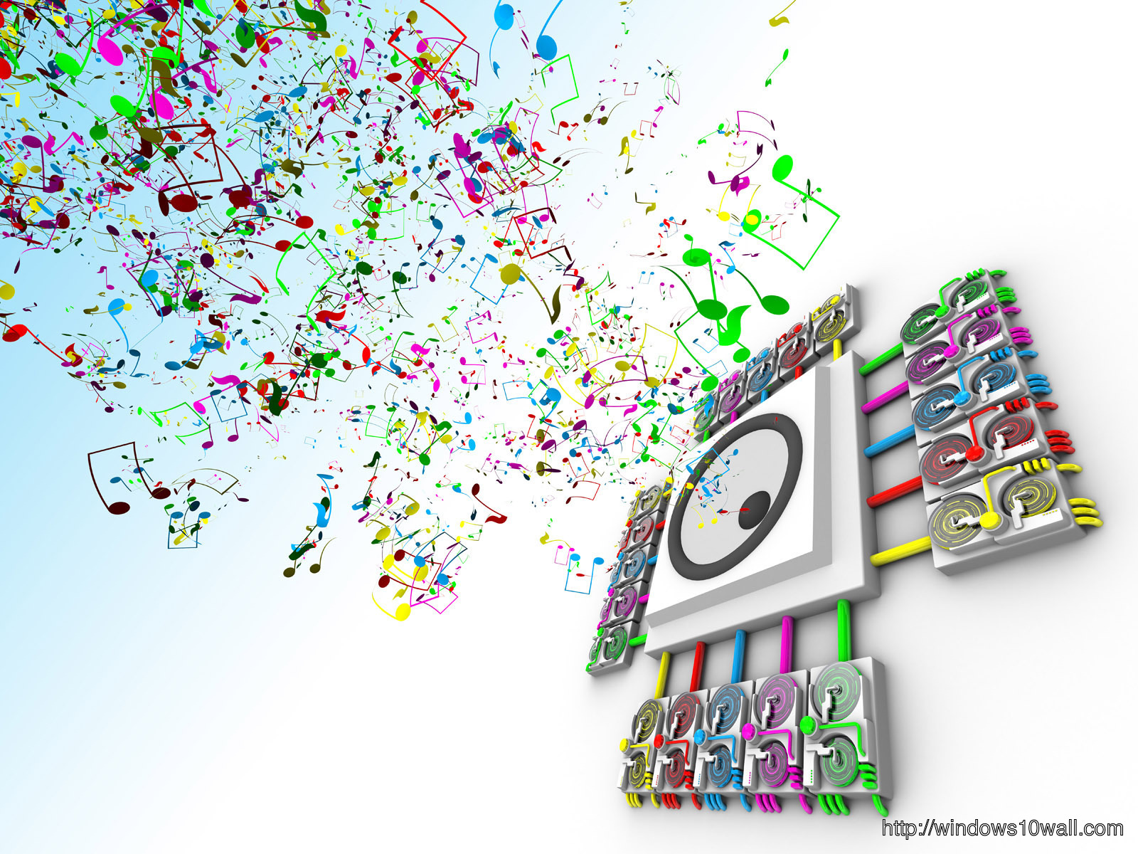 Music Wallpaper Windows 7