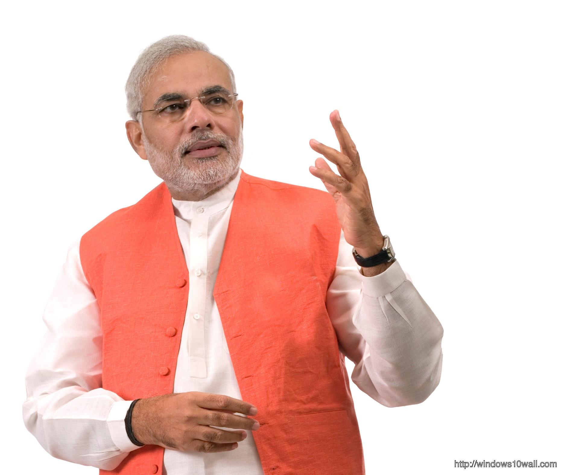 Narendra Modi Vision Wallpaper
